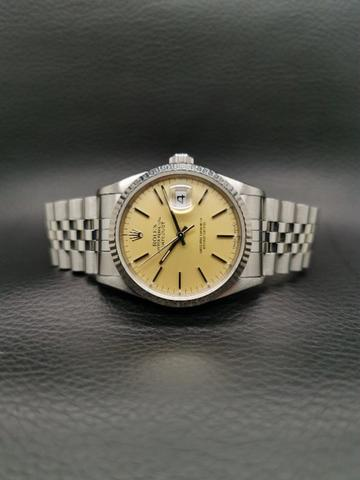 """Rolex Oyster Perpetual Datejust""""Patina Dial"""