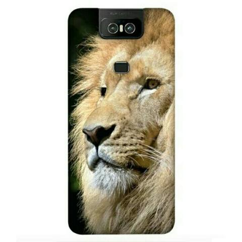Lion Asus Zenfone 6 2019 (ZS630KL) Custom Hard Case