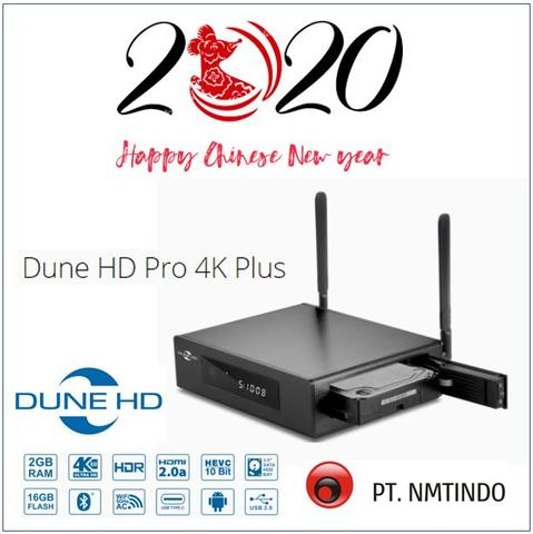 Dune HD Pro 4K Plus Support Dolby Atmos dan Bluray 4K UHD Menu Navigation