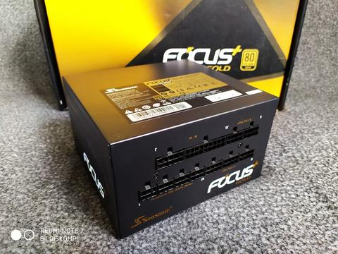 Seasonic Focus Plus FX650 80PLUS Gold Full Modular