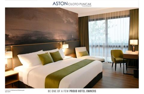 Investasi Hotel / Condotel di Aston Ciloto Puncak Hotel and Resort MP352