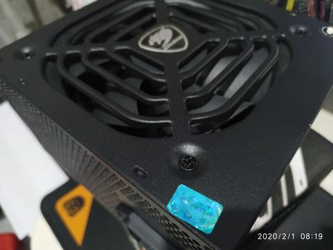 Cougar Gaming 400W VTE400 - 80+ Bronze Certified - 2 Years Warranty - PSU By HEC