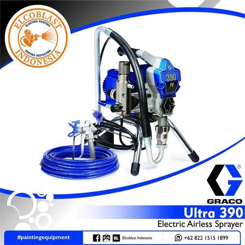 Graco Ultra 390 Electric Airless Paint Sprayer