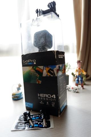 Jual gopro hero 4 session