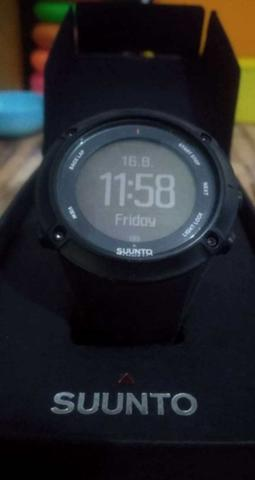 jam suunto ambit 3 peak with heart rate original garansi 6 bulan lagi