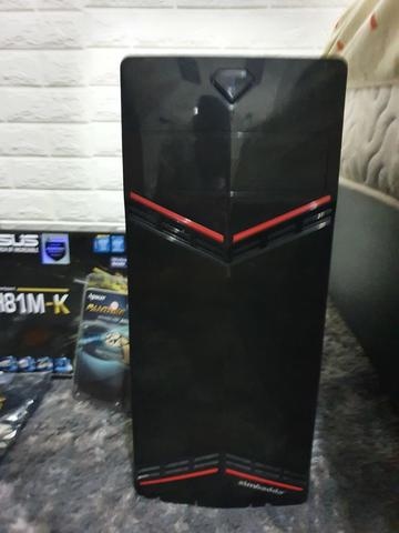 PC CPU KOMPUTER Gaming i5 4670 gtx 1650 ram 8gb