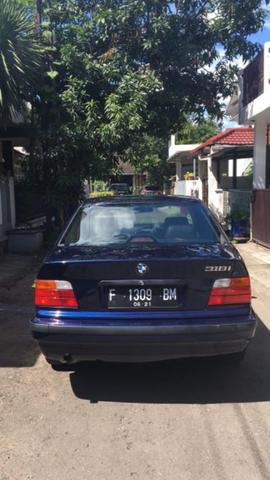 BMW E36 KM 40RB Antik
