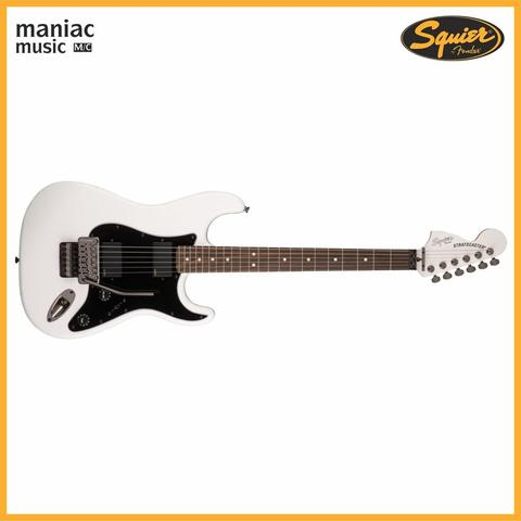 Squier Contemporary Active (Stratocaster, 22 Frets, Olympic White)
