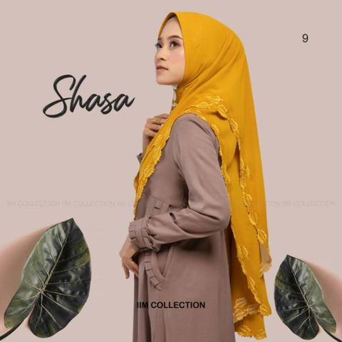 Hijab style SHASA IIM COLLLECTION