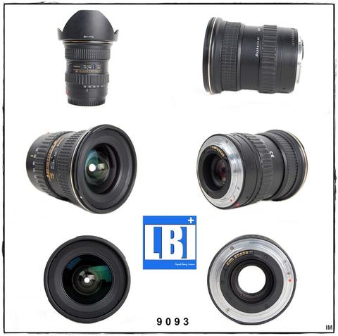 TOKINA 11-16mm F2.8 DX II FOR CANON kode 9093