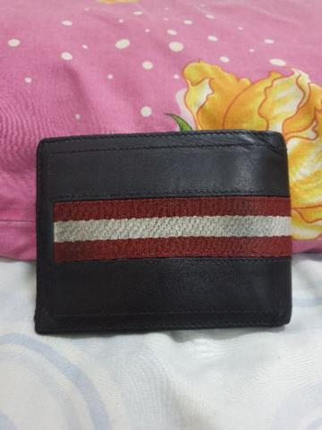 Bally Wallet Taliky original authentic not gucci hermes LV salvatore bottega tods