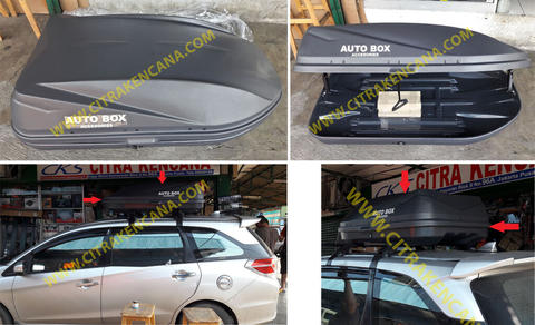 ROOFBOX MOBIL