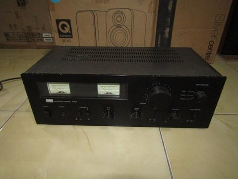 Sansui A-40 Integrated Stereo Amplifier