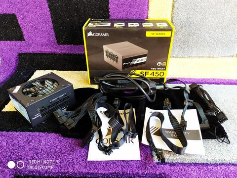 Corsair SF450 80Plus Gold Full Modular