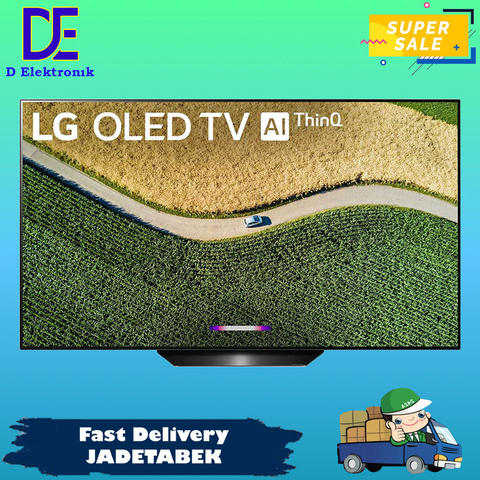 PROMO OLED TV LG 65 INCH 65B9PTA 65B9 ULTRA HD 4K SMART TV HDR 10