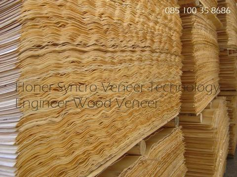8' x 2' / 8' x 4' / 2.44m x 1.22m Engineer Honer Kayu lapis Vinir Wood Veneer
