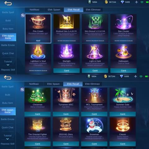 Akun Mobile Legends Sultan FULL ZODIAK LEGEND ALUCARD 4 KOF 16 EPIC LIMITED