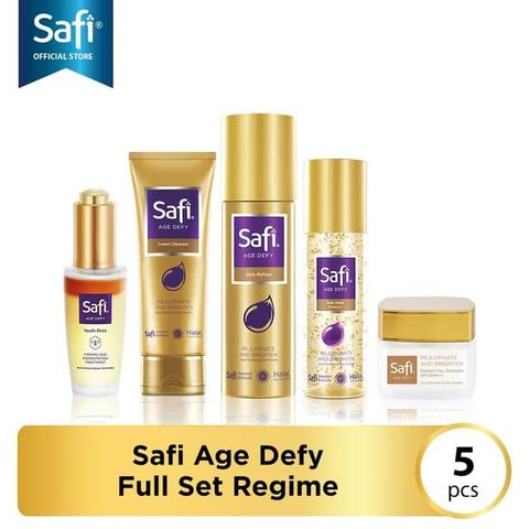 safe age defy full set regime