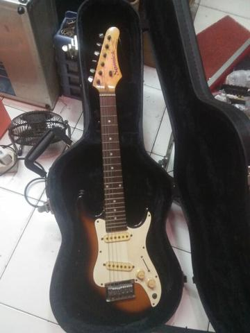 Gitar Samick Korea mini junior Antik bikin gemess