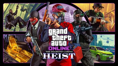 JASA RECOVERY/UANG/CHIPS/LVL/UNLOCKS - GTA 5 ONLINE PC (STEAM)