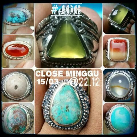 LELANG #406= 41pcs CLOSE MINGGU 15/03 @22:12