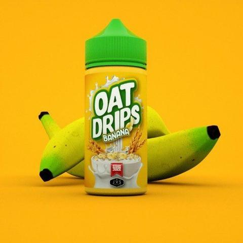 OAT DRIPS BANANA 3/6MG AUTHENTIC BY JVS