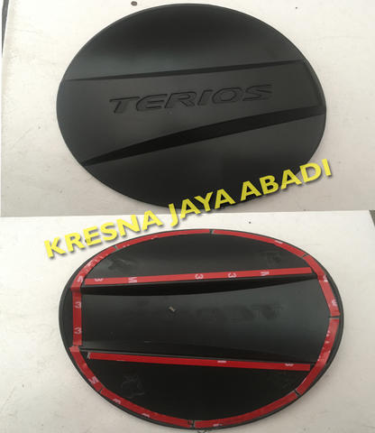 TANK COVER ALL NEW RUSH / TERIOS WARNA HITAM