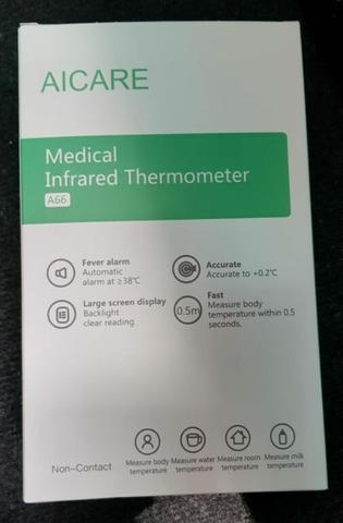 AICARE thermometer medical infrared