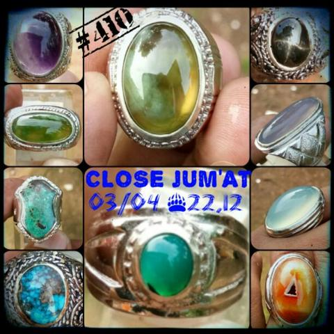 LELANG #410= 41pcs CLOSE JUM'AT 03/04 @22:12