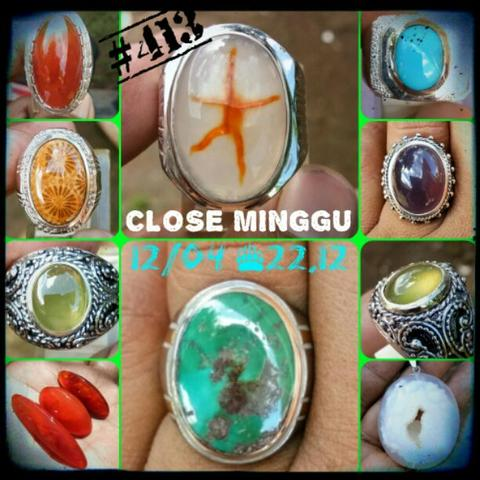LELANG #413= 26pcs CLOSE MINGGU 12/04 @22:12