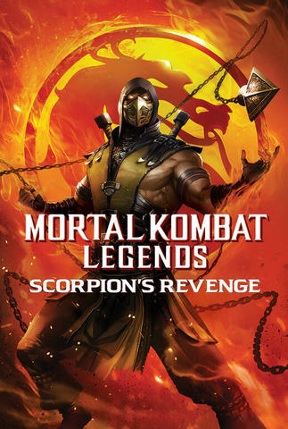 Mortal Kombat Legends Scorpion's Revenge