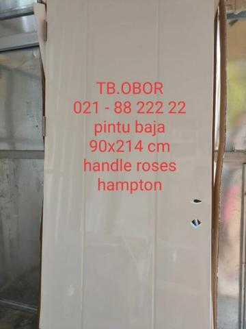 Pintu Baja Utama Golden Agin Security Steel Door
