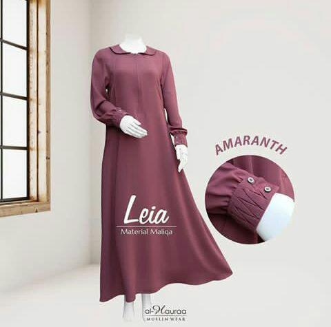 Gamis Leia by Alhauraa