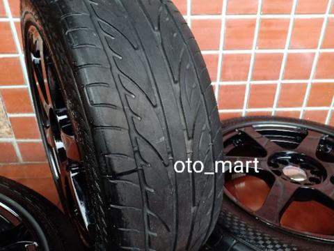 Velg 5zigen Ori Japan Ring 17 Toyota Honda Nissan Accord Innova Mercedes Civic Hrv