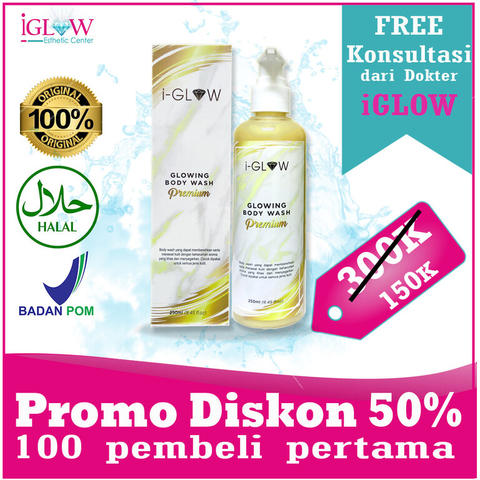 iGlow Esthetic Group - iGlow Body Wash Premium