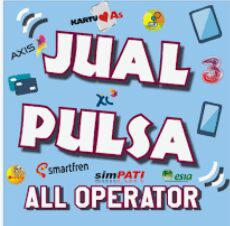 Pulsa All Operator 200 ribu