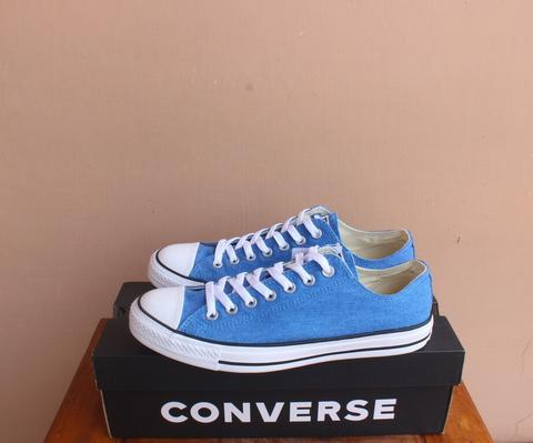 Converse Original CT All Star Washed Ashore Totally Blue Ox