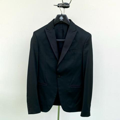 Zara Man Black Suit