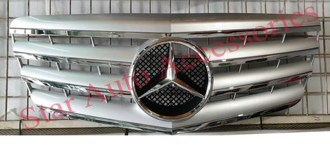 Grill CL Mercedes Benz W211 Facelift Silver