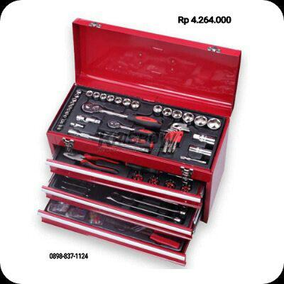 Professional Mechanical Tool Kit 445PCS Krisbow KW0103814