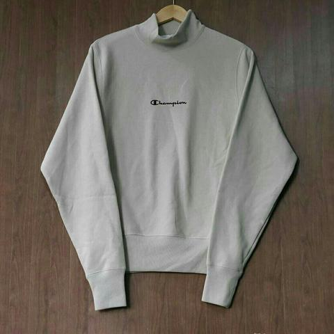 "TURTLENECK CHAMPION REVERSE WEAVE ""CREAM"" ORIGINAL"