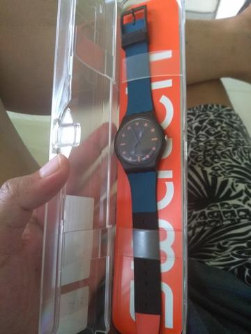 Jam swatch original second