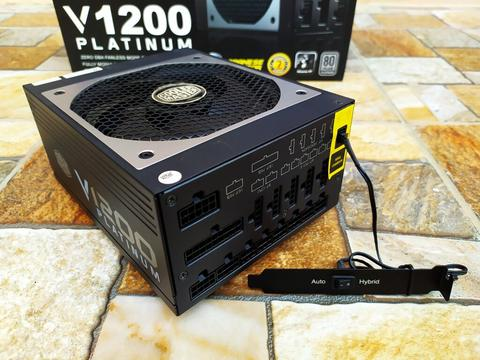 Cooler Master V1200 80Plus Platinum Full Modular