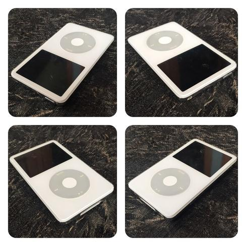 Apple iPod Video Gen 5th 30GB White - Wolfson Audio Chipset