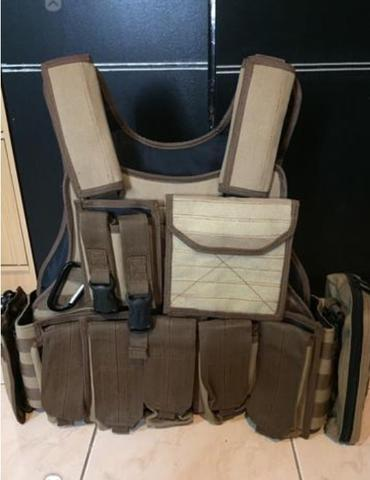 Ciras Tactical Vest
