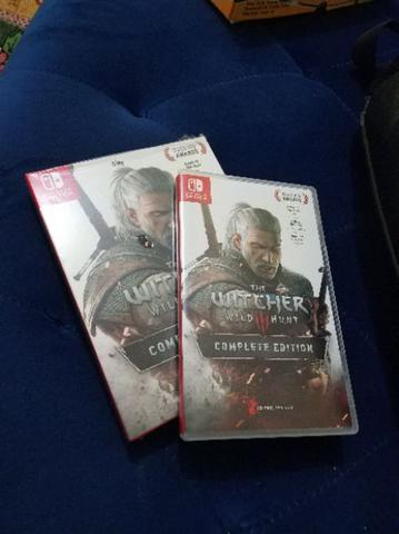 COD Only The Witcher 3 Complete Edition Nintendo Switch