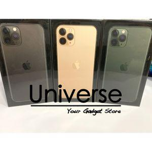 Apple iPhone 11 Pro 64GB - Garansi Resmi iBox Apple Indonesia - Gold