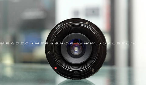 7Artisans 50mm f1.8 For E-Mount Sony