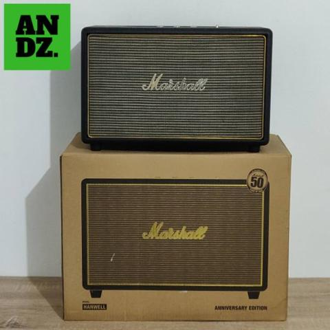 Marshall Hanwell 50th Anniversary Limited Edition