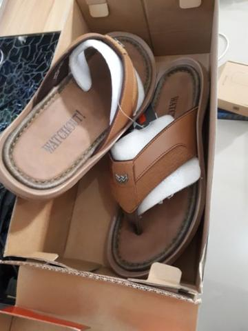WATCHOUT SANDAL BROWN SIZE 41